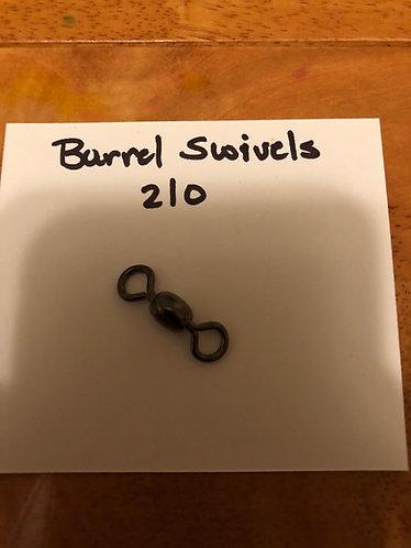 2 Way Crane Barrel Swivels 2/0