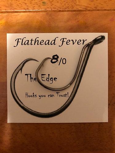 8/0 Flathead Fever Circle Hooks