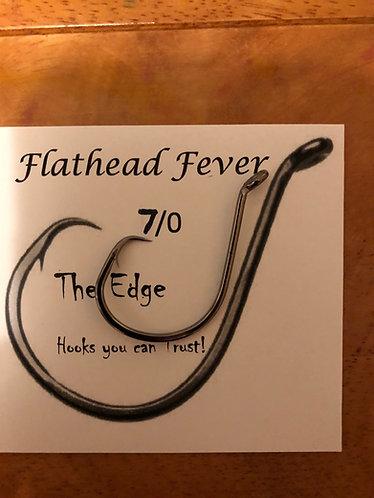 7/0 Flathead Fever Circle Hooks