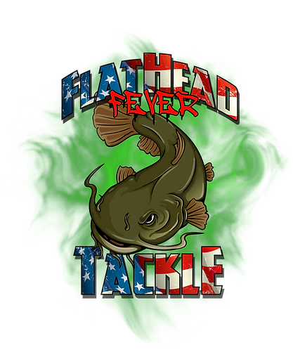 Flathead Fever Tackle Decal