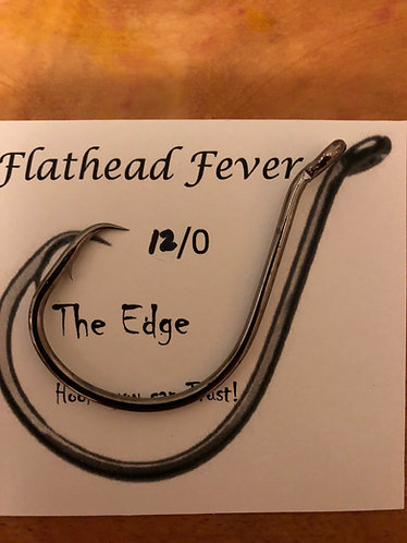 12/0 Flathead Fever Circle Hook