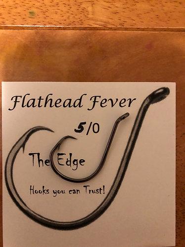 5/0 Flathead Fever Circle Hooks