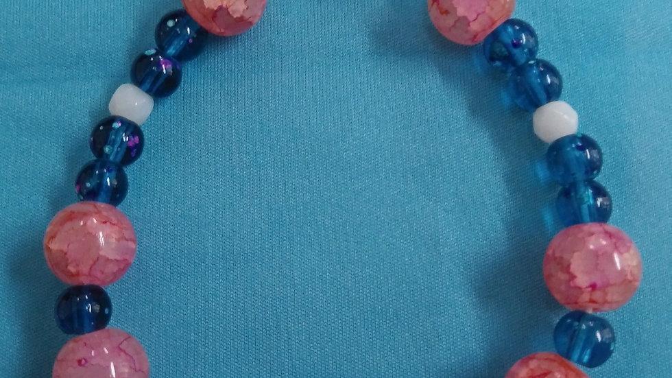 Customizable Beaded Bracelet