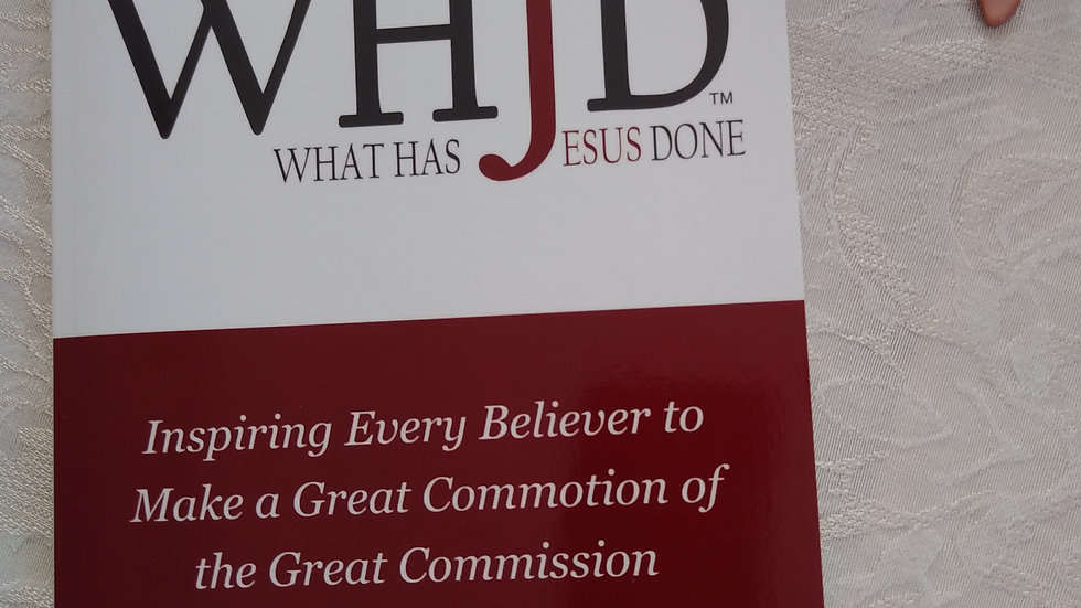 WHJD - Inspirational Book