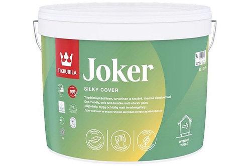 Tikkurila Joker матовая белая