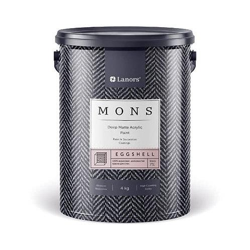 Интерьерная краска Lanors Mons «Eggshell»