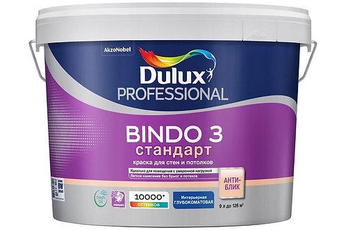 Интерьерная краска Dulux Bindo 3