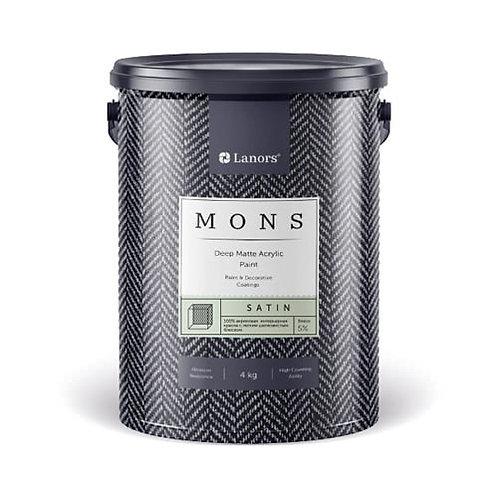 Интерьерная краска Lanors Mons «Satin»