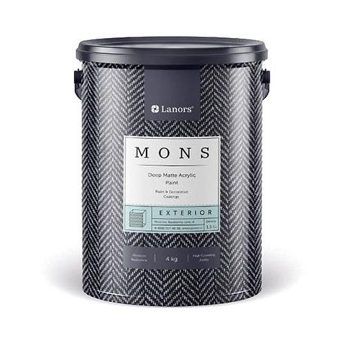 Фасадная краска Lanors Mons «Exterior»