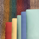 Выкрас цвета краски на картоне А3