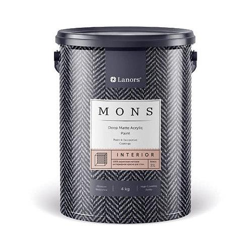 Интерьерная краска Lanors Mons «Interior»