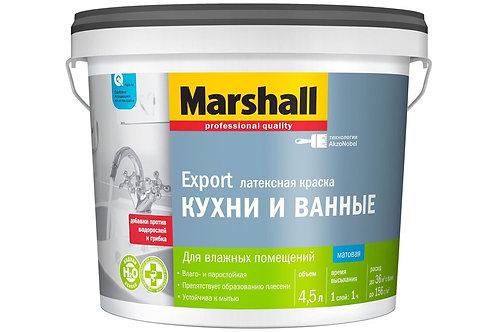 Краска интерьерная Marshall Export матовая