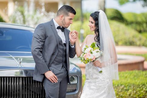 DBatista Photography_Wedding Photographers in Orlando Florida_Bride Rolls Royce_ Orlando Luxury Wedding Photographer-37.jpg