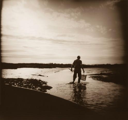 Paul walking third creek, Final High Res