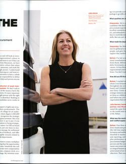 Iron Mountain, Profile Magazine