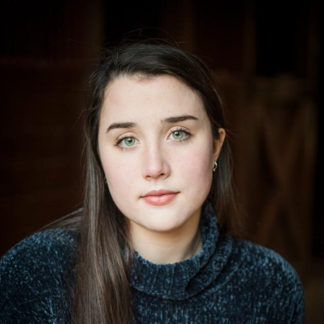 Julia. Senior portrait