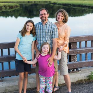 Talia Duff & Family