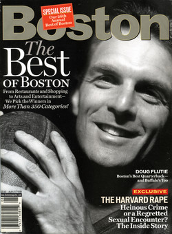 Terri Unger, Awarded Best of Boston