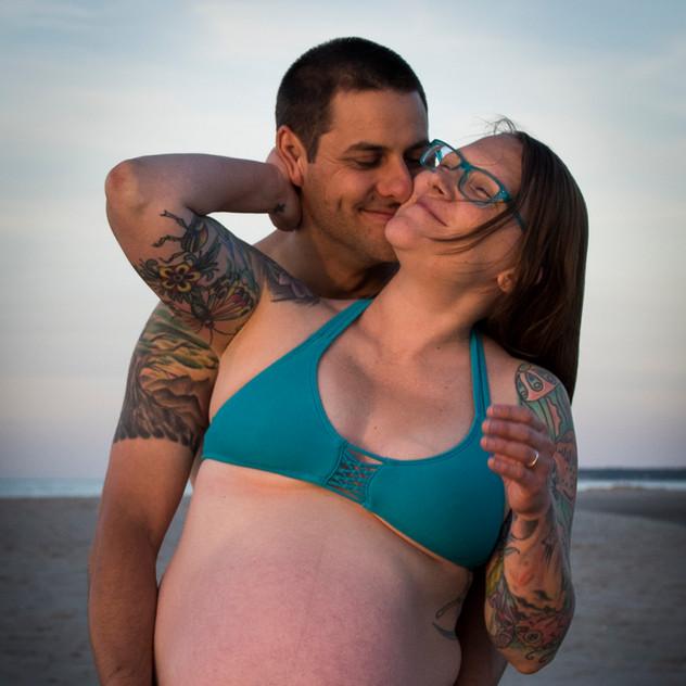 Tim & Staci's Maternity shoot