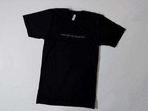 TSDNE Text T-Shirt