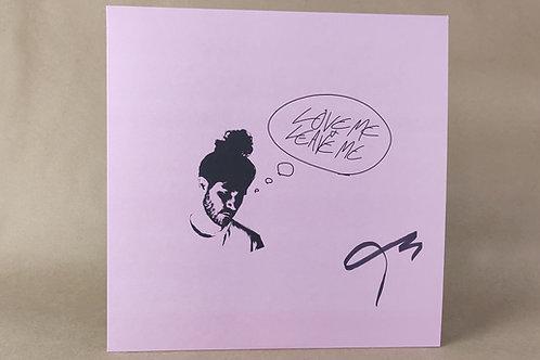 """AUTOGRAPHED LM&LM 12"""" Vinyl"""