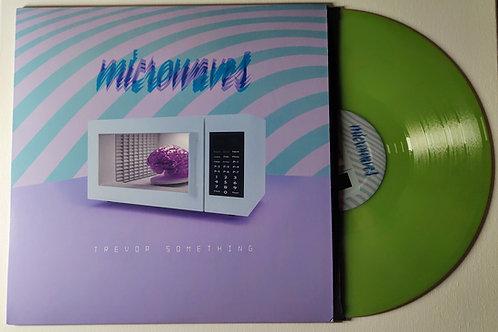 """Microwaves Glow In The Dark 12"""" Vinyl"""