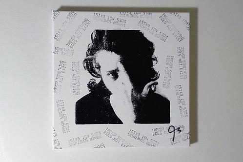 "12""x12"" Self Portrait Art Print - Series of 6"