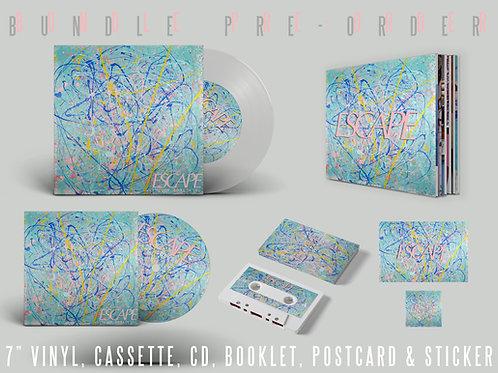 Escape EP Bundle Pre-Order