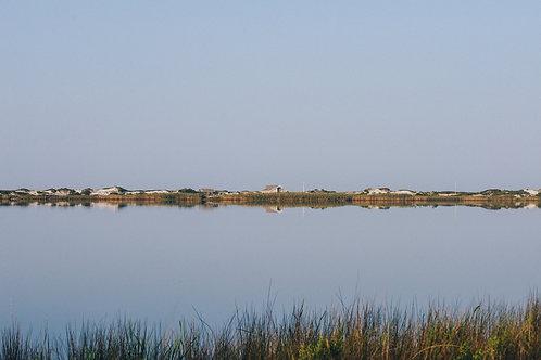 """Morning Blues"" - Western Lake and Grayton Beach State Park"