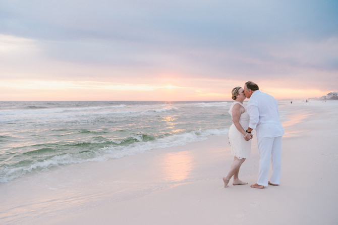 Christine + Kevin | Vue on 30A | 30A Photographers