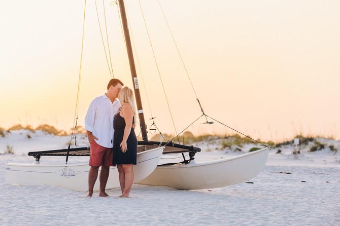 Lauren + Andrew | Grayton Beach | 30A Photographers