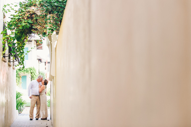 Rosemary Beach ~an anniversary session