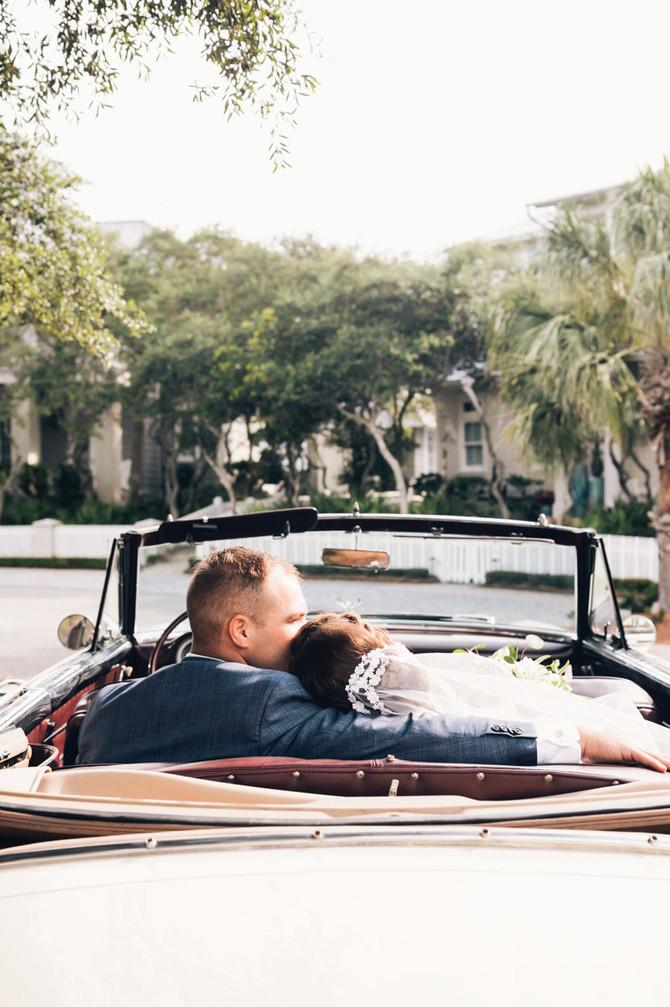Jill + Anthony | Carillon Beach Wedding | Panama City Beach Photographer