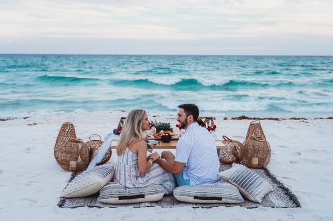 30aglow Luxury Bonfires | Destin, FL photographer