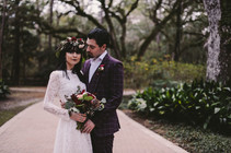 Eden Gardens State Park Micro Wedding