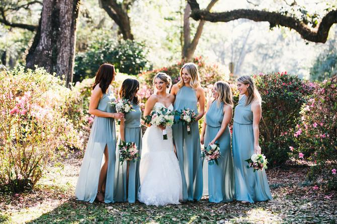 Arielle + Cody | Eden Gardens State Park Wedding | 30A Photographers