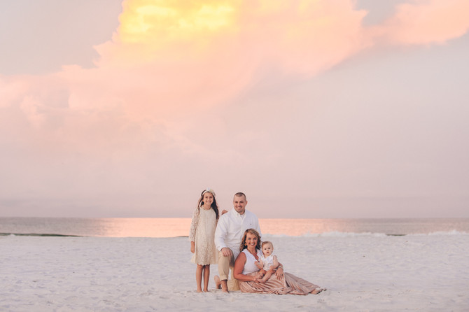 Sunrise Portraits on 30A