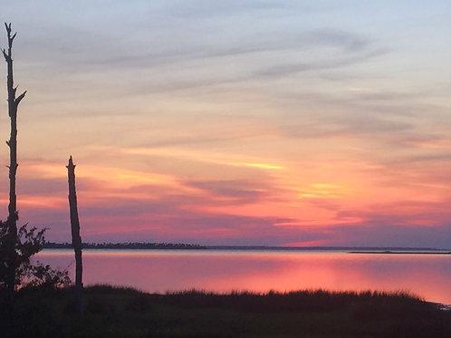 """Cape San Blas Sunset"""