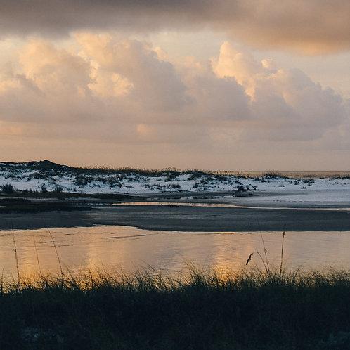 """""""Sunrise on Dune Lake"""""""