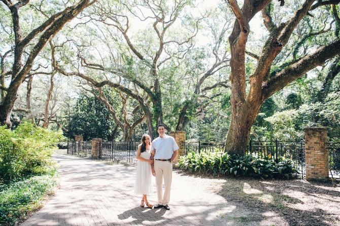 Engagement Session | Eden Gardens State Park | Santa Rosa Beach, FL photographers