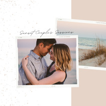 Sunset Couple's Sessions | 30A Photographer