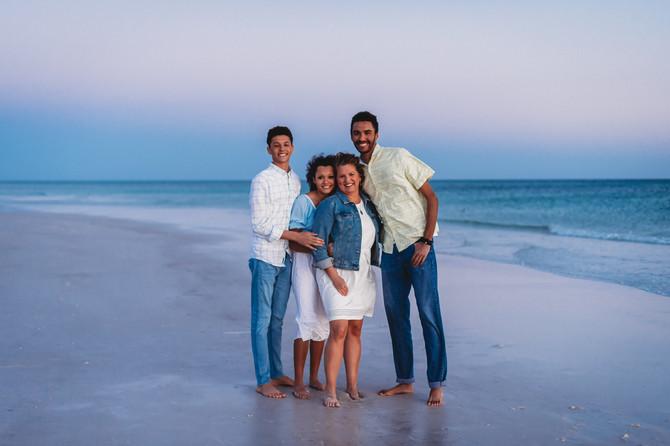 Karma & Kids | 30a beach portraits