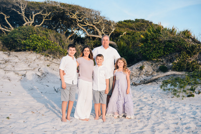 Grayton Beach State Park | Family Beach Portraits | 30a photographers
