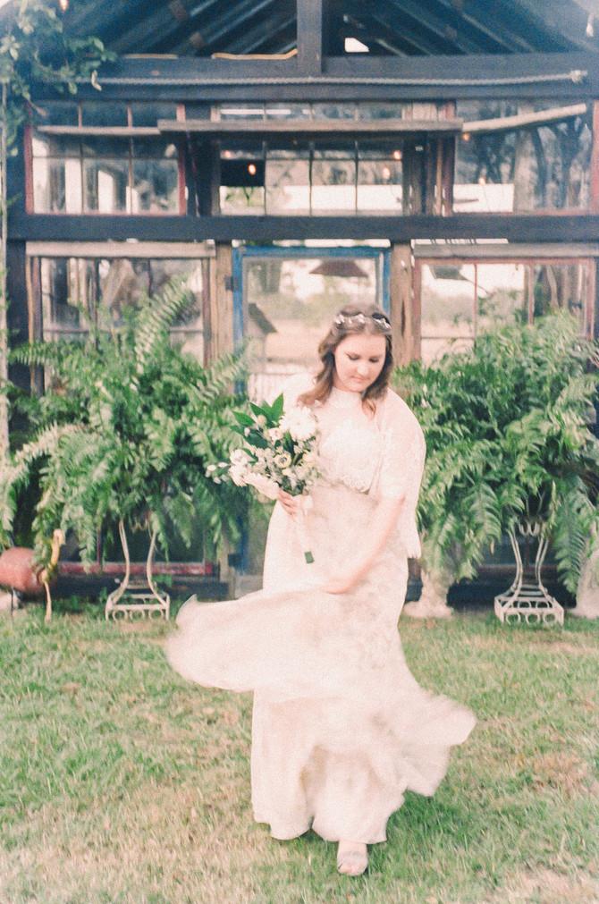 Haley + Randall | Fritz Farm Cordele, GA