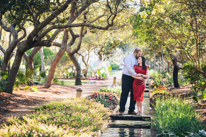 Mariia + Michael | a WaterCOLOR Engagement Session