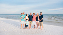 Fine Art Portraits | Destin, FL Beach Portrait Photographer