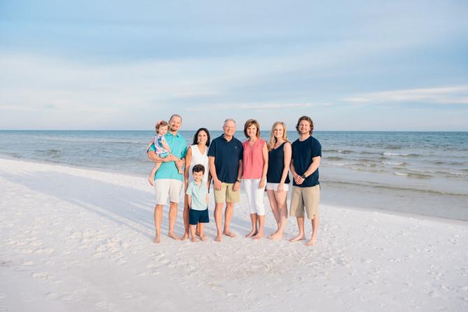 Fine Art Portraits | Destin, FL Beach Portrait Photographer