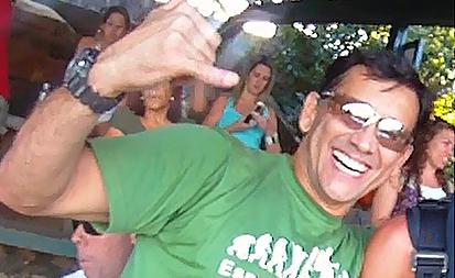 Augusto Prates - Instrutor de parapente - Nivel 4