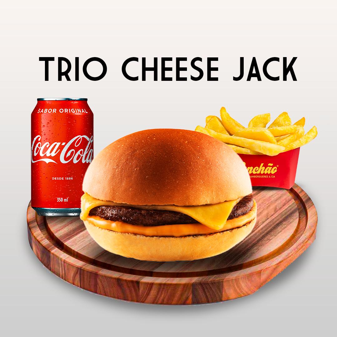 TRIO CHEESE JACK