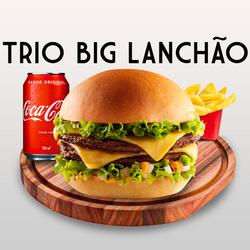 TRIO BIG LANCHÃO